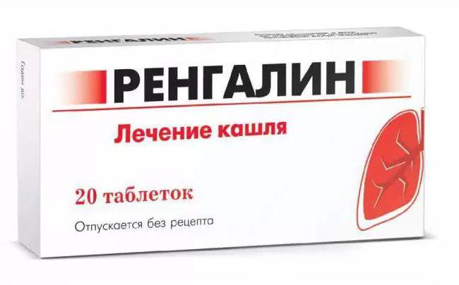 Инструкция Применения Таблеток От Кашля