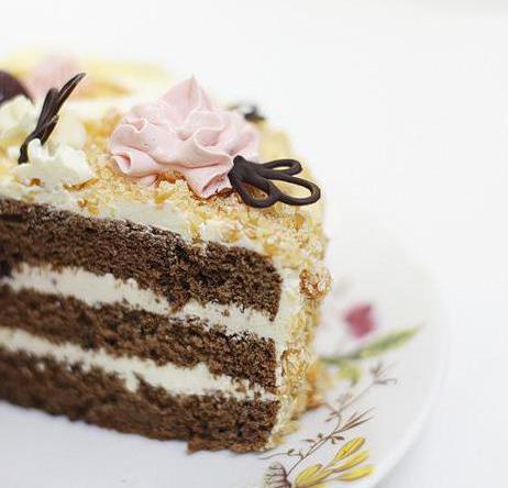 торт вацлавский рецепт по госту