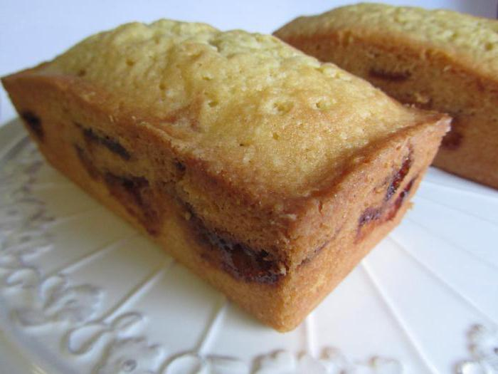 бисквит с вареньем рецепт