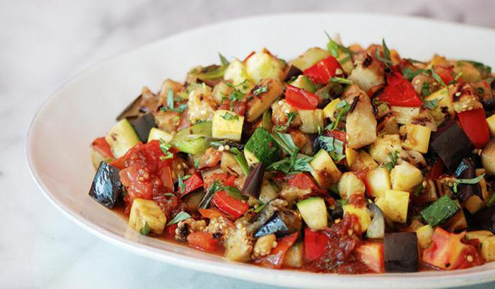 Испанский рататуй, пошаговый рецепт с фото