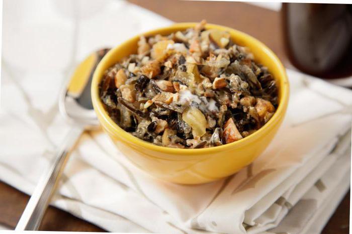 полба рецепты блюд каша