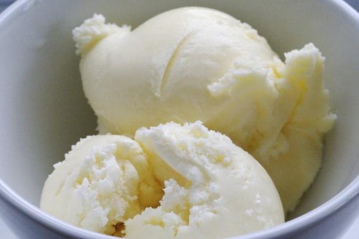мороженое из домашнего молока в домашних условиях