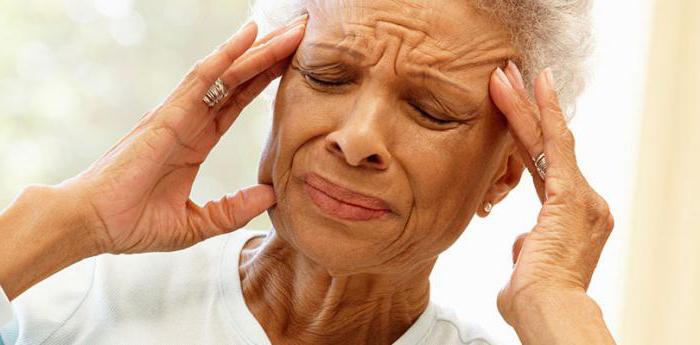 предвестники инсульта головного мозга