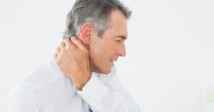 Хруст в шее причины и лечение