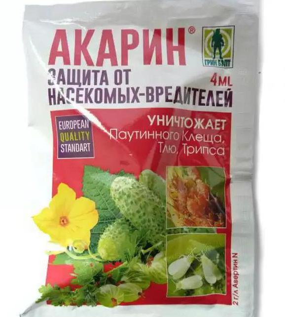 Препарат Акарин Инструкция По Применению - фото 2