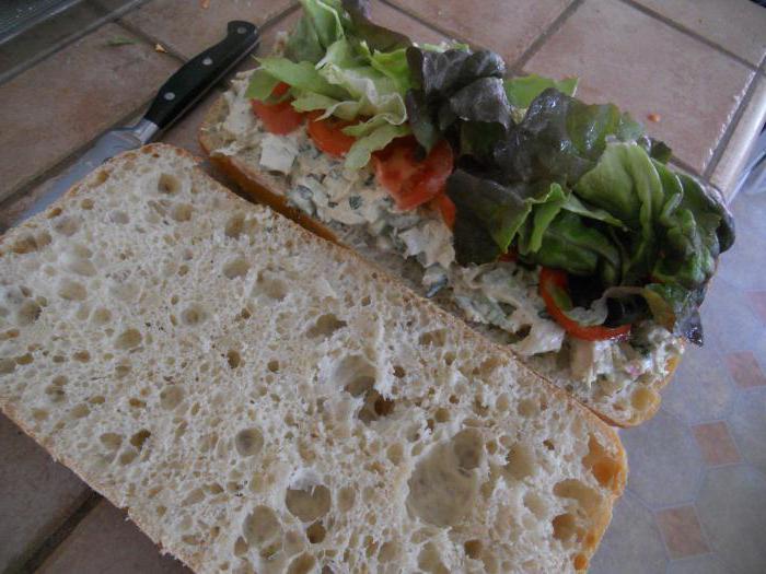 Вкусные бутерброды в дорогу: рецепты