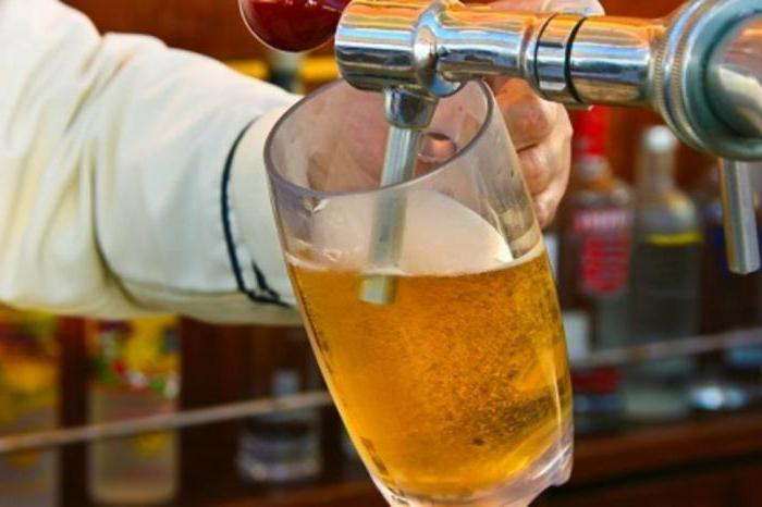 Понос после пива причины