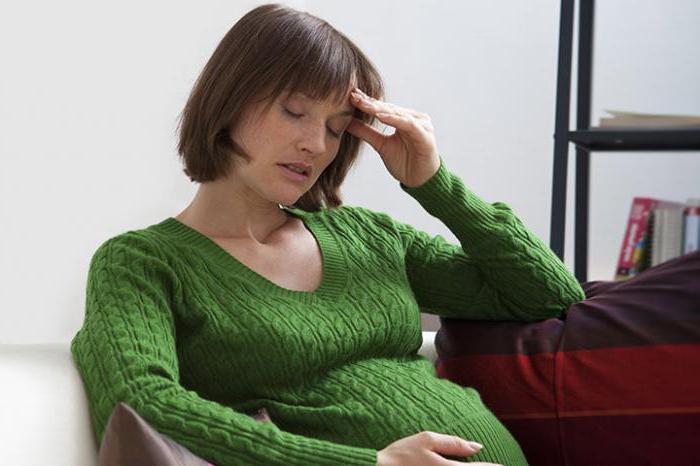 флюкостат при беременности 3 триместр