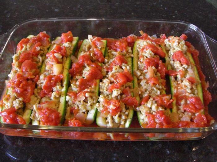 Что приготовить из баклажанов и кабачков на ужин
