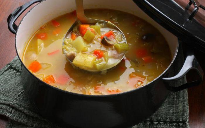 Овощные супы для беременных 66
