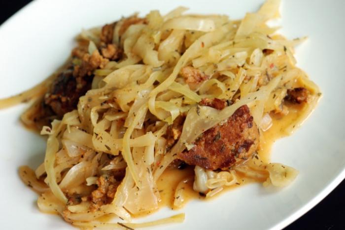 рецепты салатов из капусты белокочанной свежей капусты