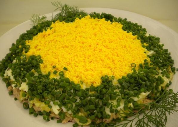 Как готовить салат оливье с колбасой рецепт с фото пошагово простой
