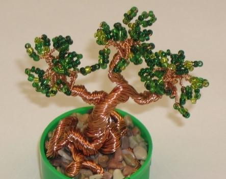 Сувенир дерево своими руками