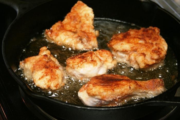 Куриные крылышки приготовить духовке
