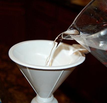 В каких пропорциях разводить спирт с водой