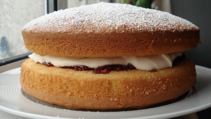 Бисквит для торта, рецепт