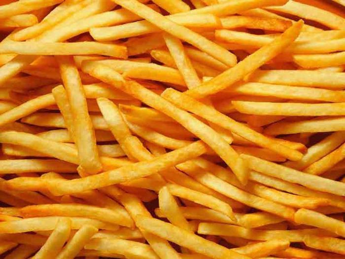 В домашних условиях картошку фри