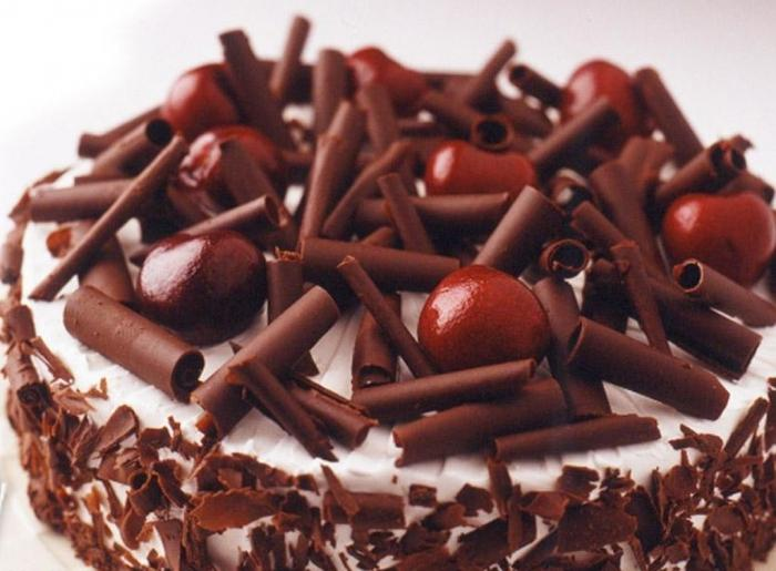 159Как делать торт из шоколада рецепт с пошаговый