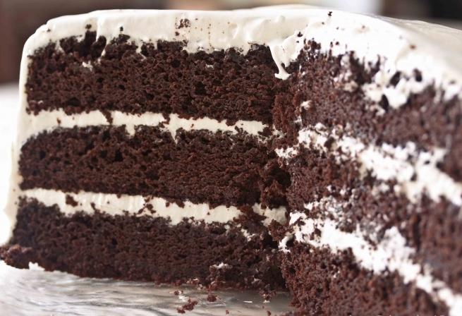 Торт черный принц в мультиварке