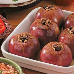 как запечь яблоки в духовке с медом рецепт