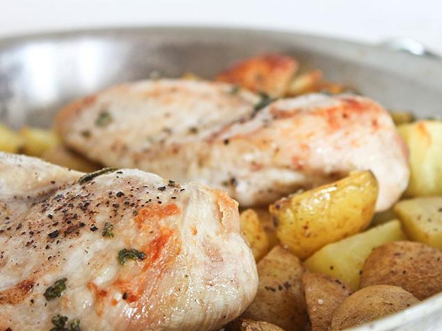 запечь филе курицы в духовке рецепт