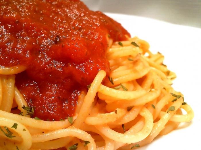 Спагетти (98 рецептов с фото) - рецепты с фотографиями на ...