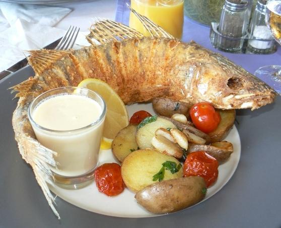"Судаки ""Летний обед"" – кулинарный рецепт"