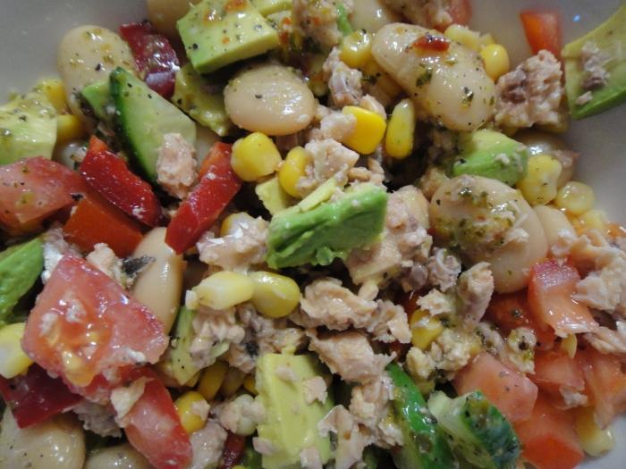Салат парижель рецепт с фото