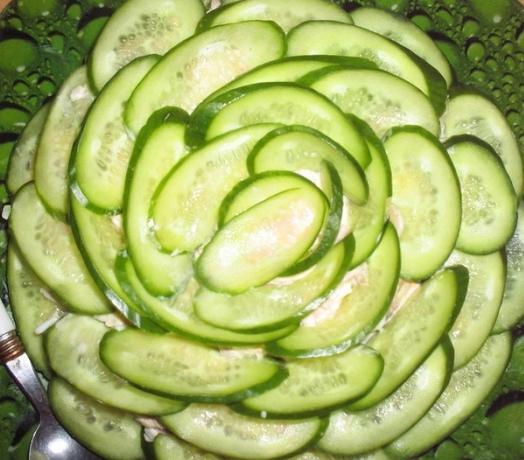 как вкусно приготовить салат изумрудная россыпь