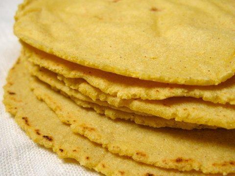 Кукурузные лепешки рецепты с пошагово