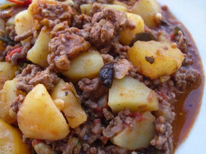 Блюда из фарша на сковороде: разные варианты приготовления
