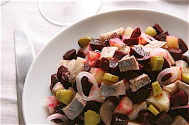 Как сделать салат винегрет 827