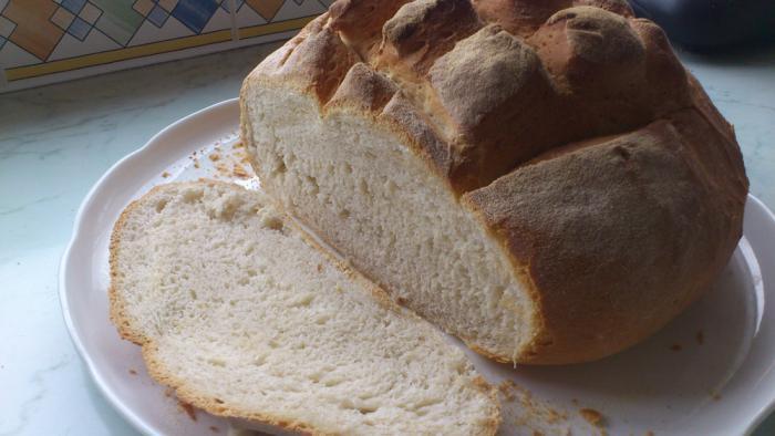 рецепт хлеба в мультиварке редмонд
