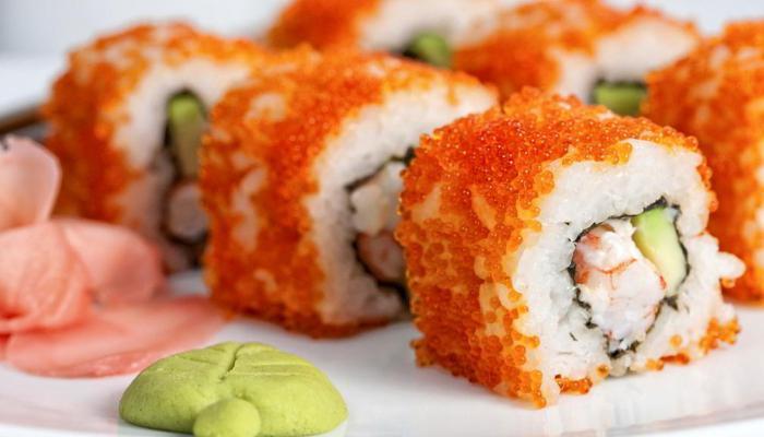 роллы и суши разница