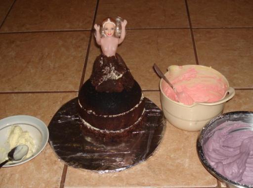 торт из мастики рецепт коржей