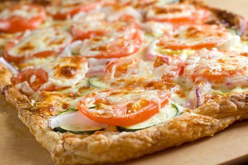 рецепт пиццы со слоеным тестом