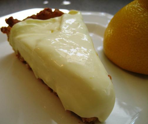 лимонный крем для бисквита