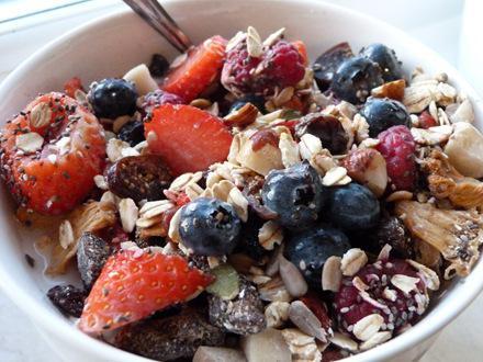 рецепты завтрака в постель
