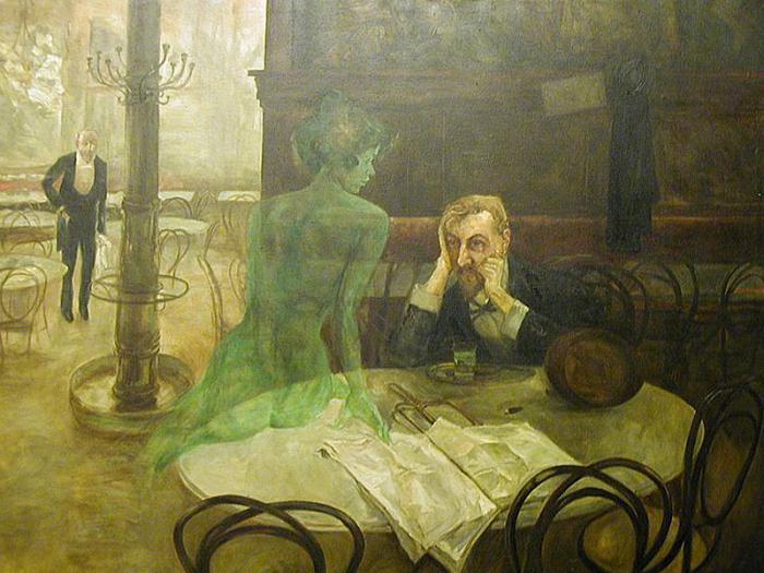 Абсент в домашний условиях, рецепт абсента 19 века - Алкофан