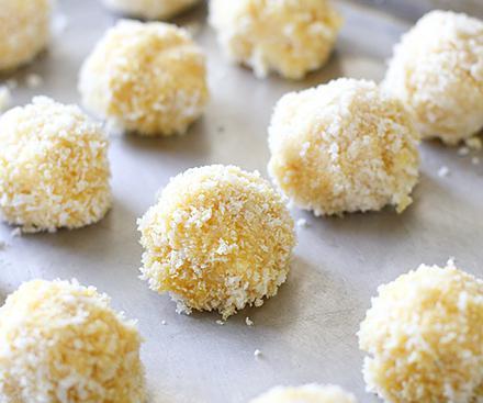 картофельные шарики в духовке
