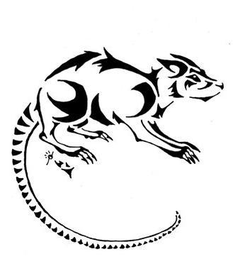 1984 год крысы