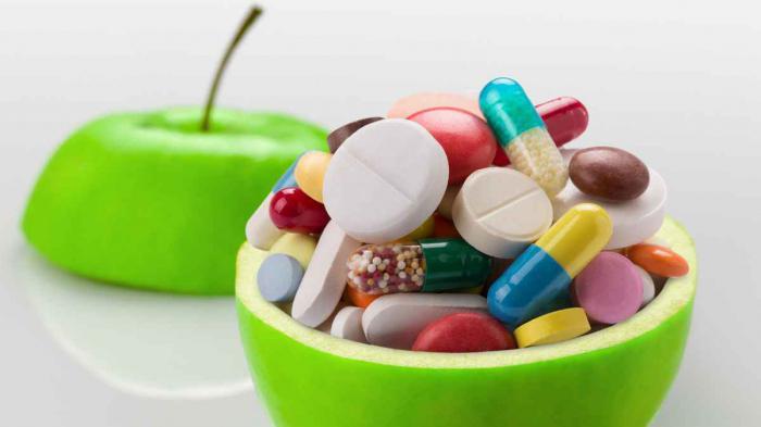 Какие витамины лучше пропить