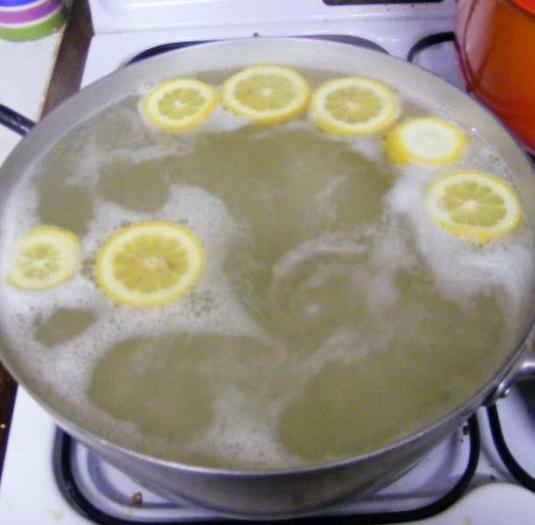 консервация березового сока