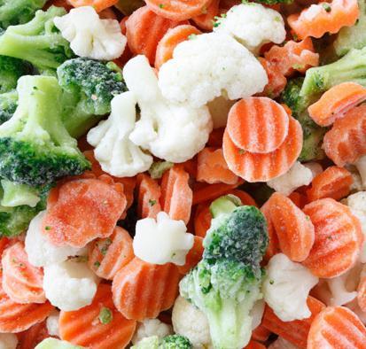 замороженные овощи рецепт