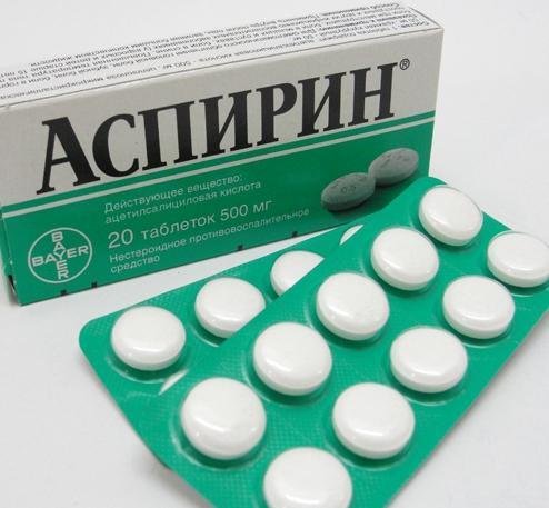 аспирин лекарство от старости