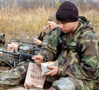 армейский сухой паек