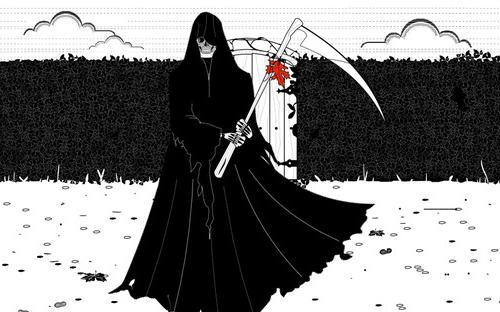 смерть человека