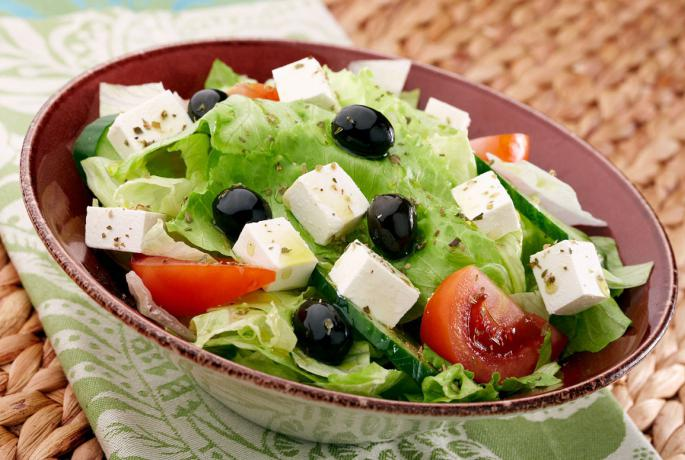Рецепты салатов на природу с