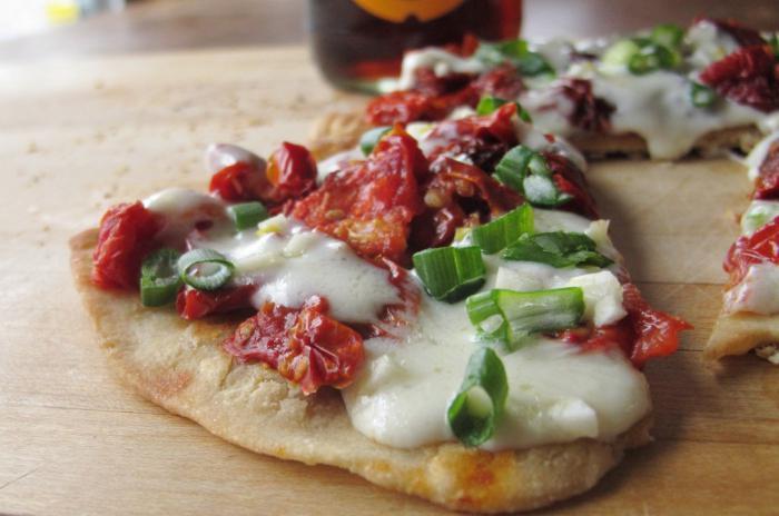 итальянские помидоры сушеные