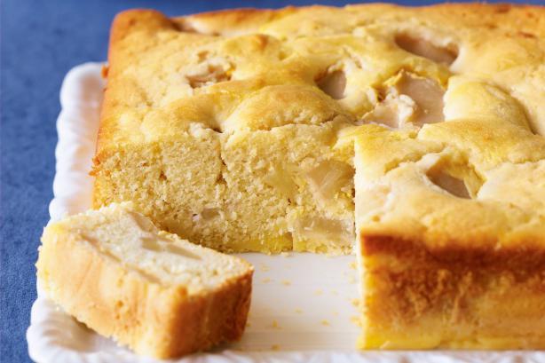 Как выпечь яблоковый пирог стремительно: рецепт